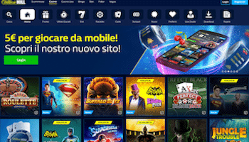 casino online legale william hill