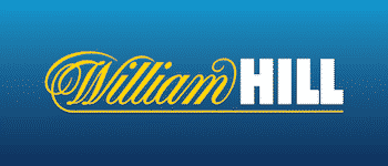 Il logo del casino online legale William Hill