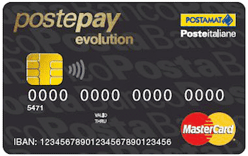 logo postepay evolution