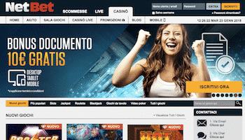 netbet casino online lobby