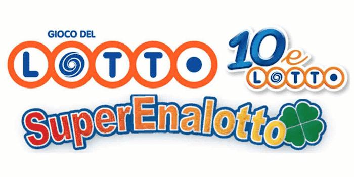 10 lotto superenalotto