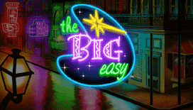 Slot The big Easy