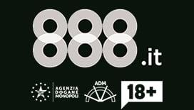 logo 888 migliore casino online