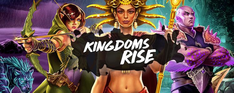 slot kingdoms rise playtech