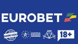 Logo di Eurobet