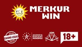 Logos di Merkur Win