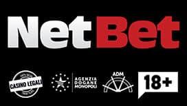 Il logo di NetBet