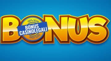 I bonus nei casino online legali