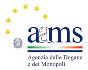 Il logo vecchio di aams