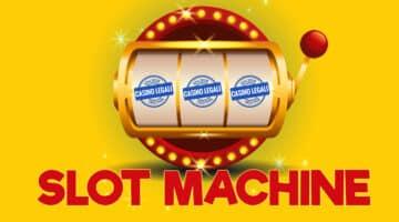 Le slot machine nei casino online legali
