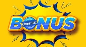 I bonus dei casino online legali italiani