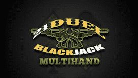 Blackjack 21 Duello Playtech