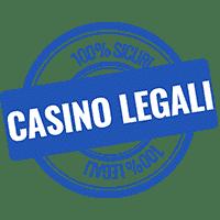 Logo Casino legali