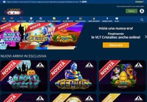 casino mania screenshot